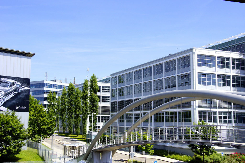 UT-student loopt stage bij Daimler AG in Duitsland