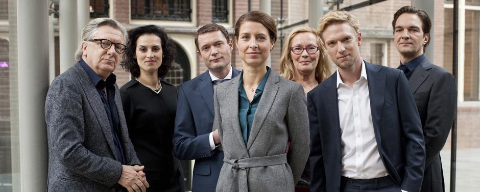 Neue Serie zeigt den Politikbetrieb in Den Haag