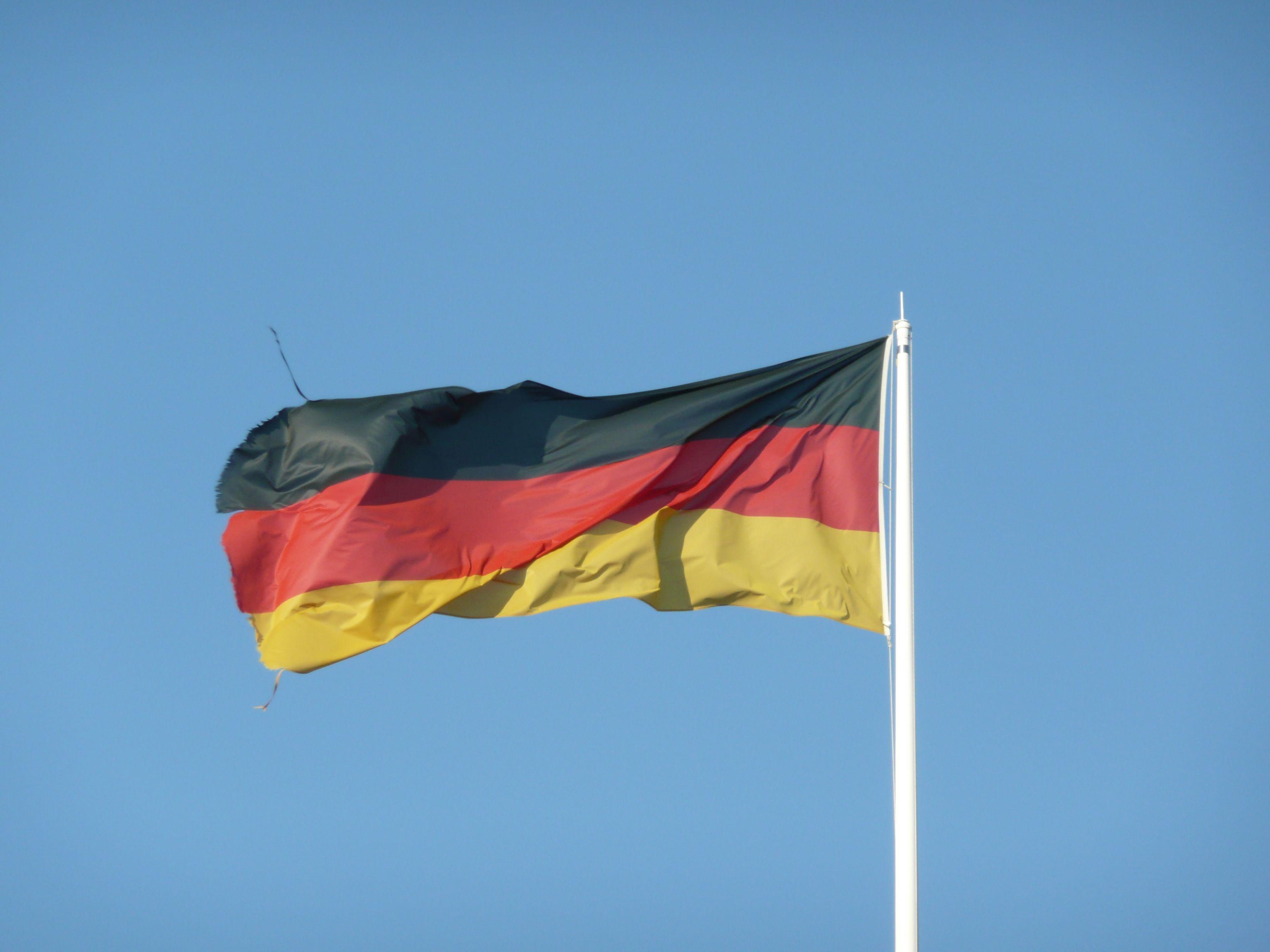 Gebrekkig Duits kost handenvol geld