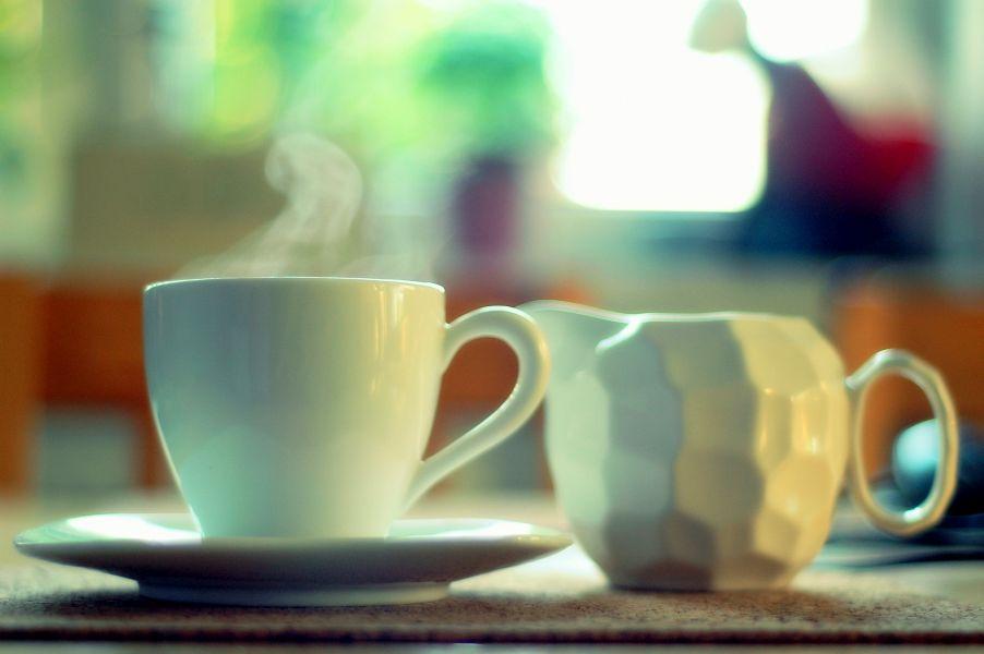 Kaffee schmiert die Wirtschaft