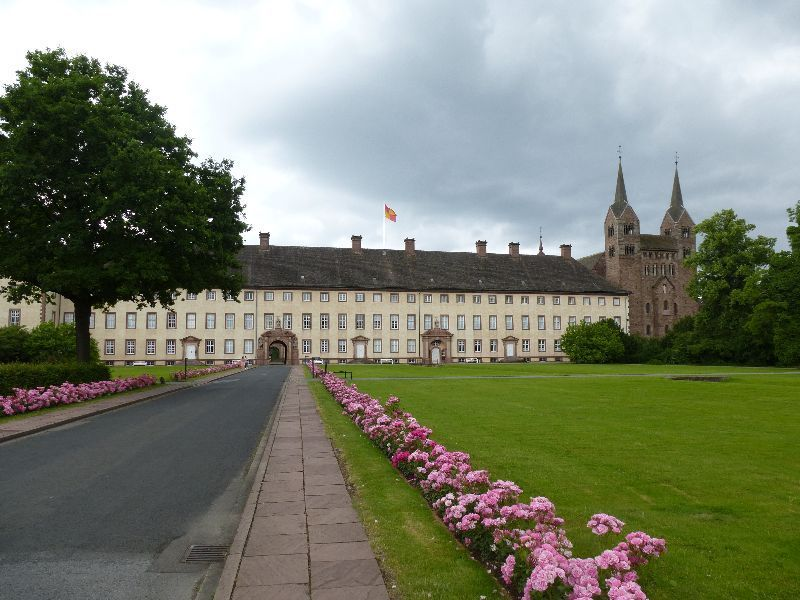 Abdij van Corvey officieel UNESCO werelderfgoed