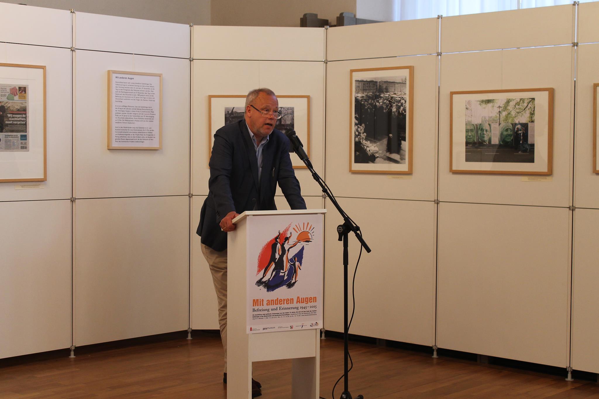 Met andere ogen: 70 jaar vrijheid in Nederland en Duitsland