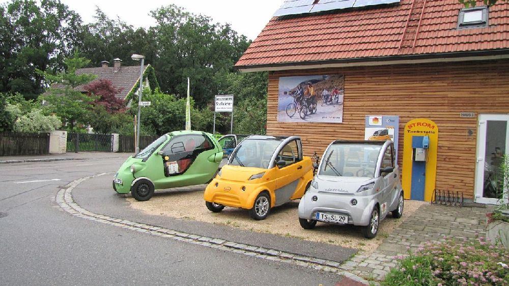 Verkoop elektrische auto stagneert in Duitsland