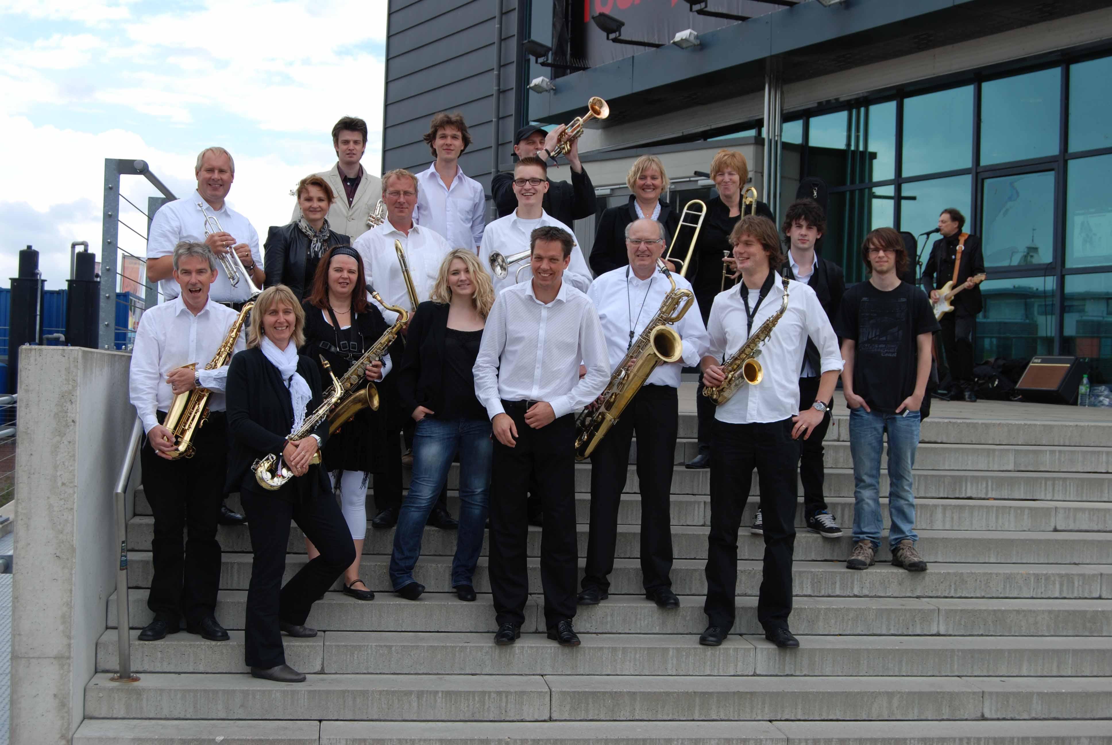 Trompetenbaum & Geigenfeige macht Abstecher in die Niederlande