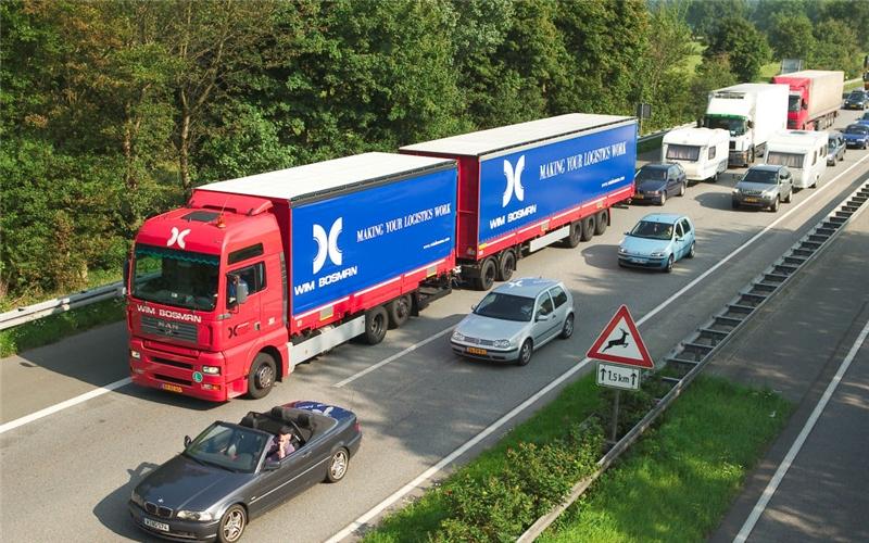 Voorlopig geen inzet van Nederlandse LZV's in Duitsland