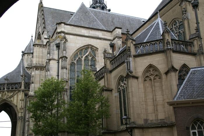 Sommerausstellung in der Stevenskirche Nimwegen
