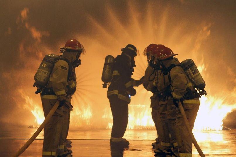 Duitse en Nederlandse brandweer werken samen
