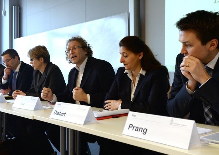 """Fachtagung """"Steuer-und Sozialrecht"""" an der Hochschule Rhein-Waal"""