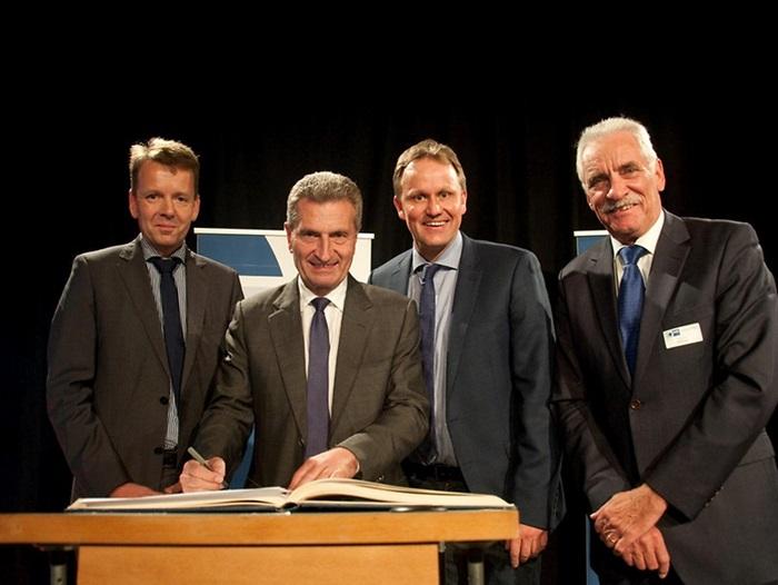 Emden: IHK-Präsident lobt grenzüberschreitende Zusammenarbeit