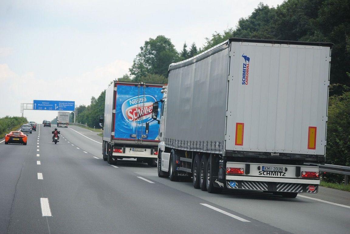 Wijziging kilometerheffing voor vrachtwagens op Duitse wegen