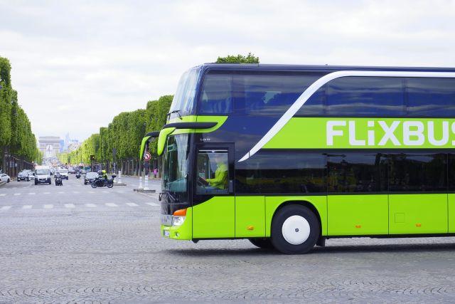 Duitse FliXBus gaat concurreren met NS