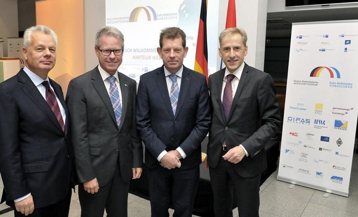Besucherrekord beim Deutsch-Niederländischen Wirtschaftsforum
