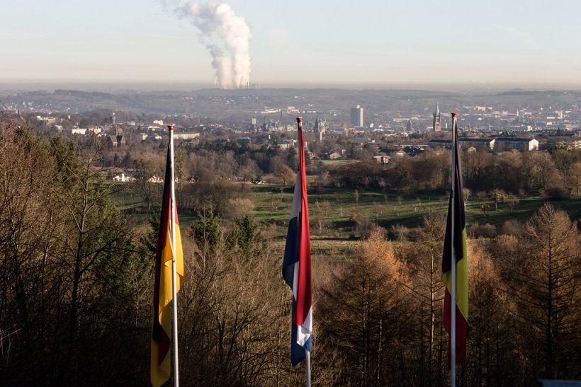 Grenspendelaars naar Nederland wonen vaak vlak over de grens