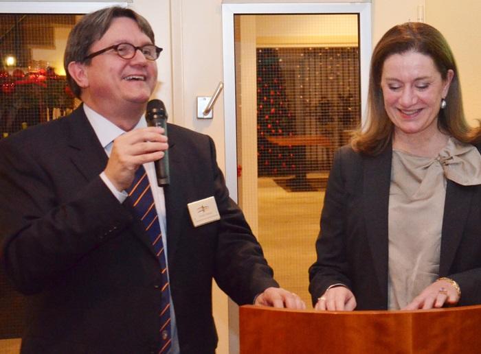 Freddy Heinzel bleibt Honoralkonsul der Niederlande in Kleve