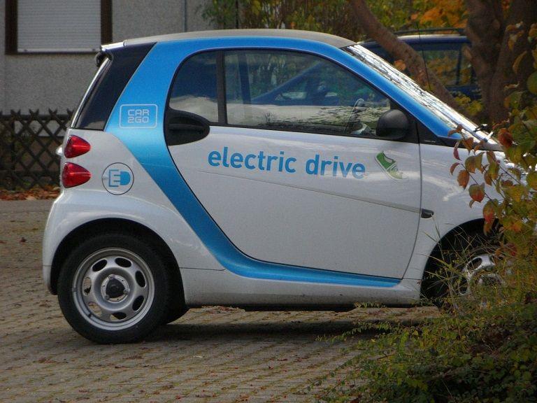 Elektrisch rijden in Duitsland nog maar half zo aantrekkelijk