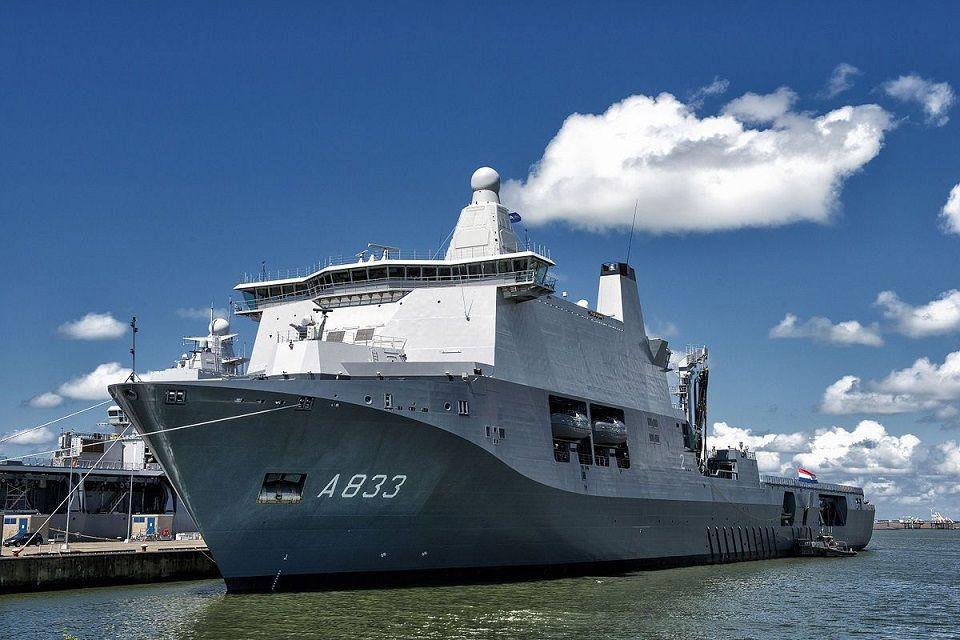 Nederlandse en Duitse marine gaan intensief samenwerken