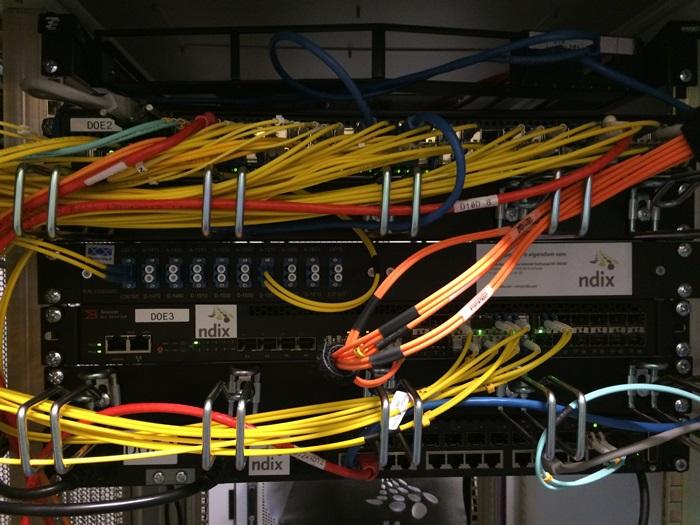 Deutsch-niederländische Breitbandplattform NDIX expandiert über Frankfurt
