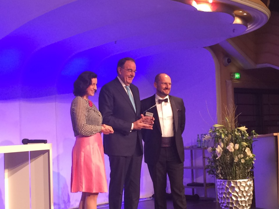 Nederland in Duitsland onderscheiden als 'beste logistieke regio'