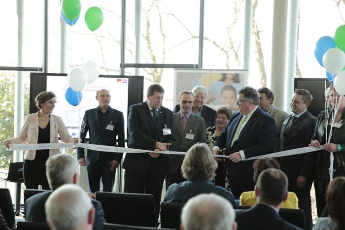 GrensInfoPunt Rijn-Waal officieel van start