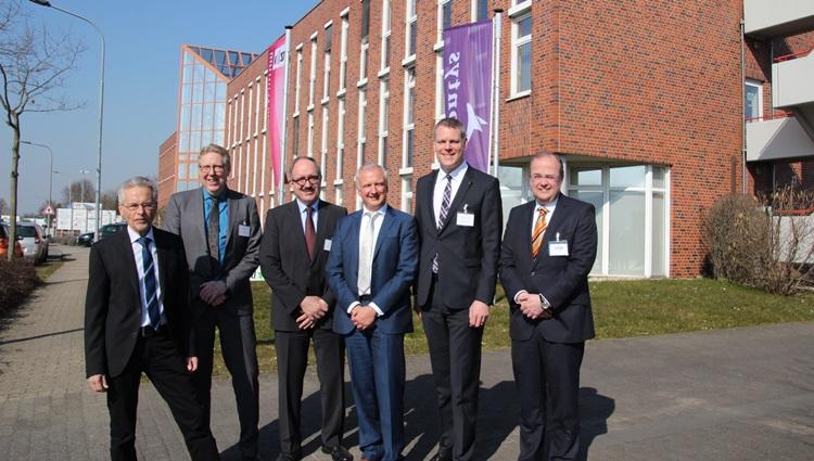 """Fontys eröffnet den """"Campus Kempen"""""""
