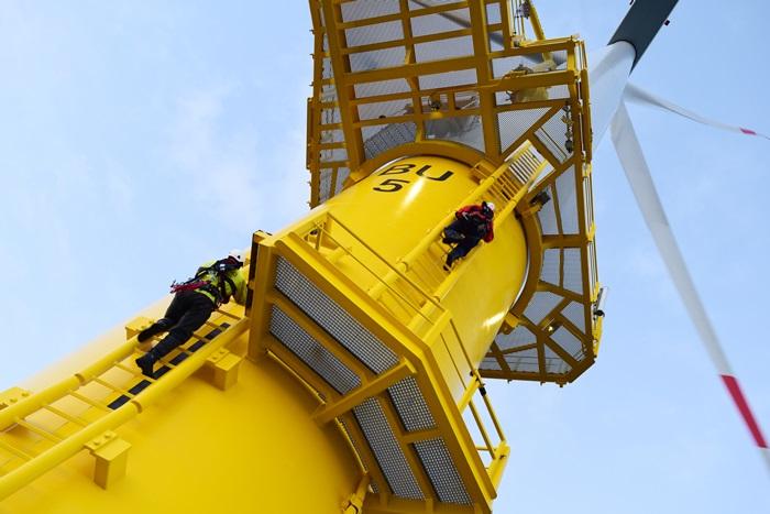 Deutsche Windtechnik übernimmt Offshore-Wartungsverträge von niederländischem Baukonzern