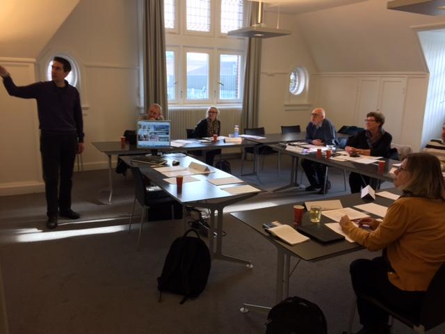 Gemeenteambtenaren intensief aan de slag met Duitse taal