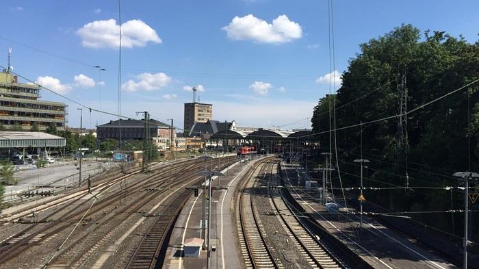 Aachens Bahnhof soll besser an die Niederlande angebunden werden