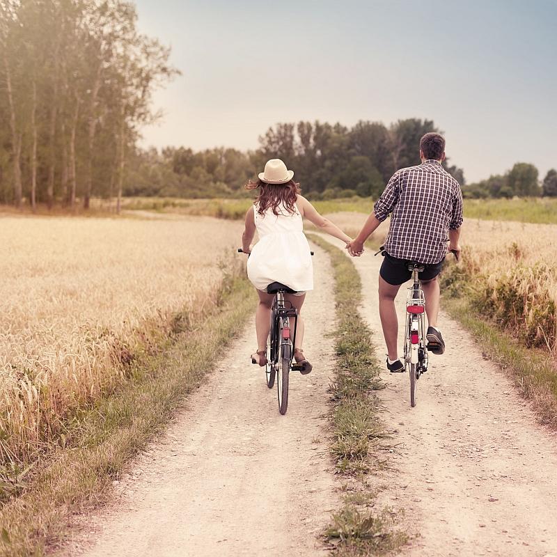 """Fahrradmonat Mai lockt zum """"Fietsen"""" über die Grenze"""