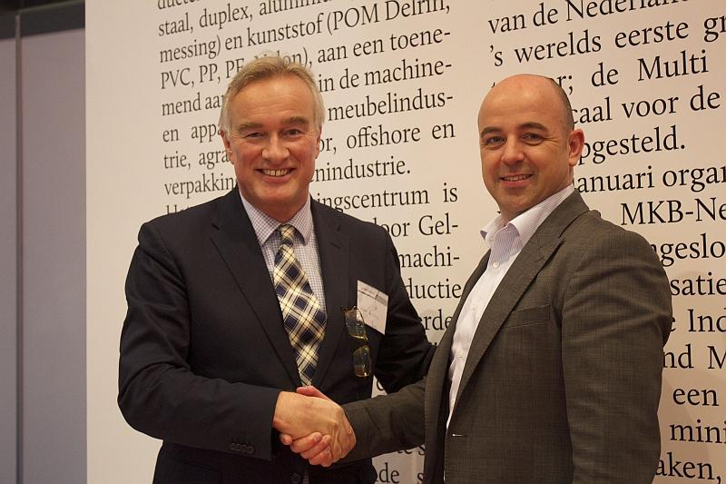 Mehr Aufträge aus Deutschland für die niederländische Zulieferindustrie