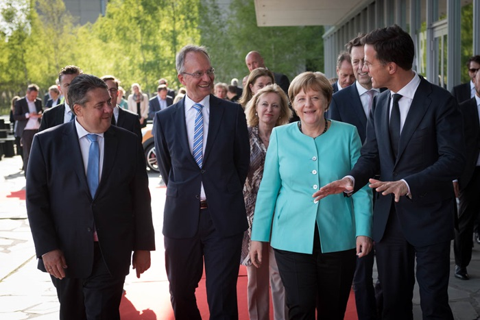 Niederlande und Deutschland stärken Innovationszusammenarbeit