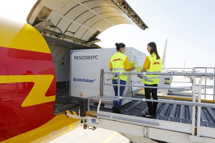 DHL eröffnet Kompetenzzentrum am Flughafen Amsterdam-Schiphol