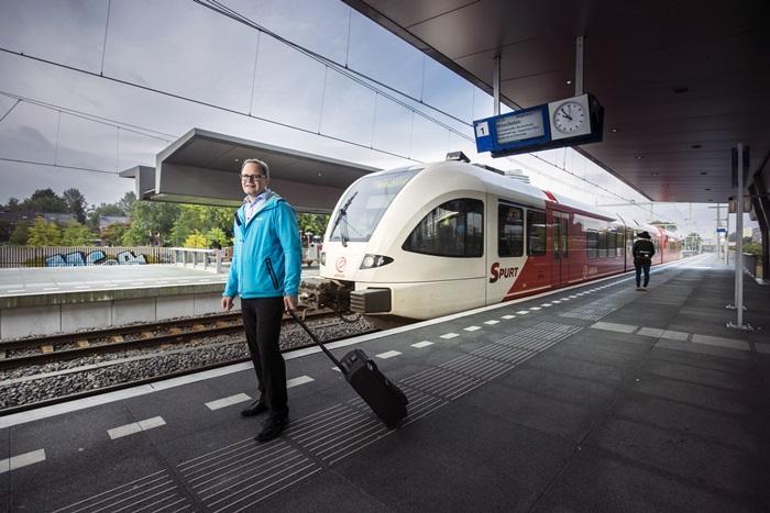 """Verbindet die """"Wunderlinie"""" demnächst Groningen und Bremen?"""