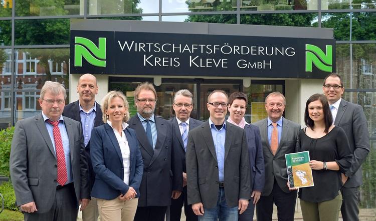 """WfG Kreis Kleve reist mit """"Niederlande-Netzwerk"""" zur Provada"""
