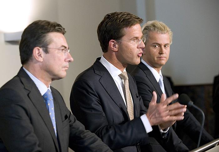 "Wilders fordert den ""Nexit"" – Parlament lehnt ihn ab"