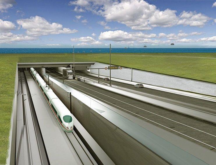 Nederlandse bedrijven werken mee aan bouw Duits-Deense tunnel