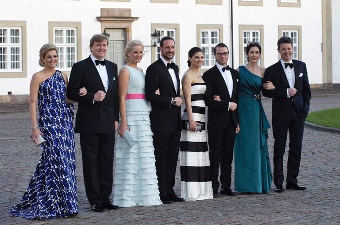 Nur Schwedens Königshaus beliebter als die niederländischen Royalen
