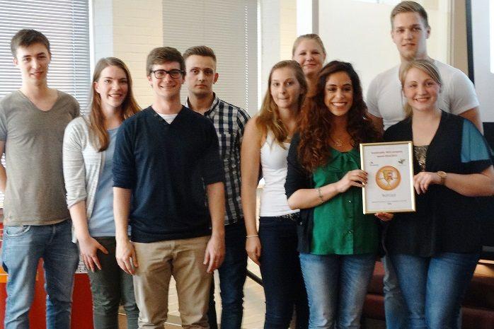 Fontys Crossing Borders Award voor meest euregionale studentenondernemingen