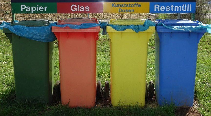 """""""Denk bij stap over de grens ook aan recycling van verpakkingen"""""""