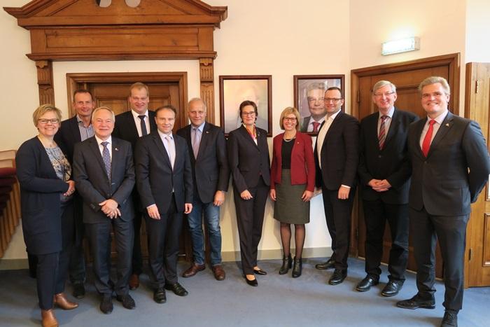 Grenzüberschreitende Zusammenarbeit im Fokus von CDU und CDA