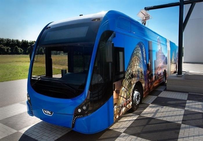 Europas größte Elektrobusflotte fährt in Eindhoven und Helmond