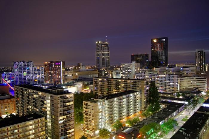 Deutsche Unternehmen in den Niederlanden Spitze