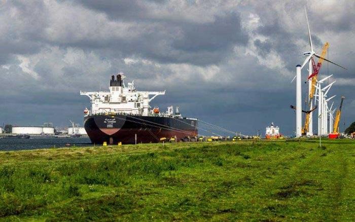 Hafen Rotterdam möchte Vorreiter bei der Energiewende sein