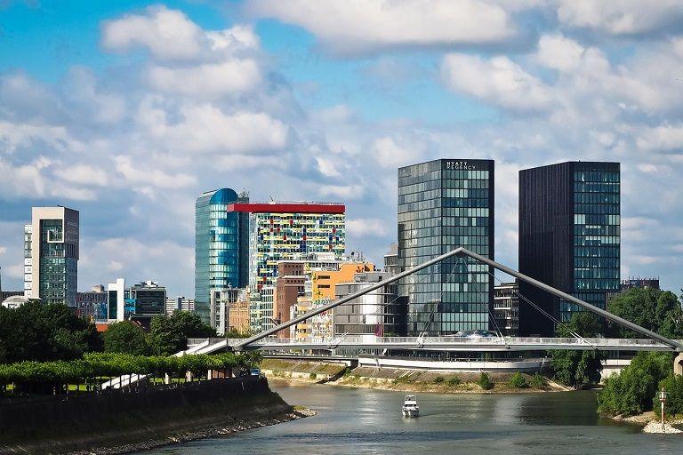 Veel Nederlandse bedrijven in het Rheinland