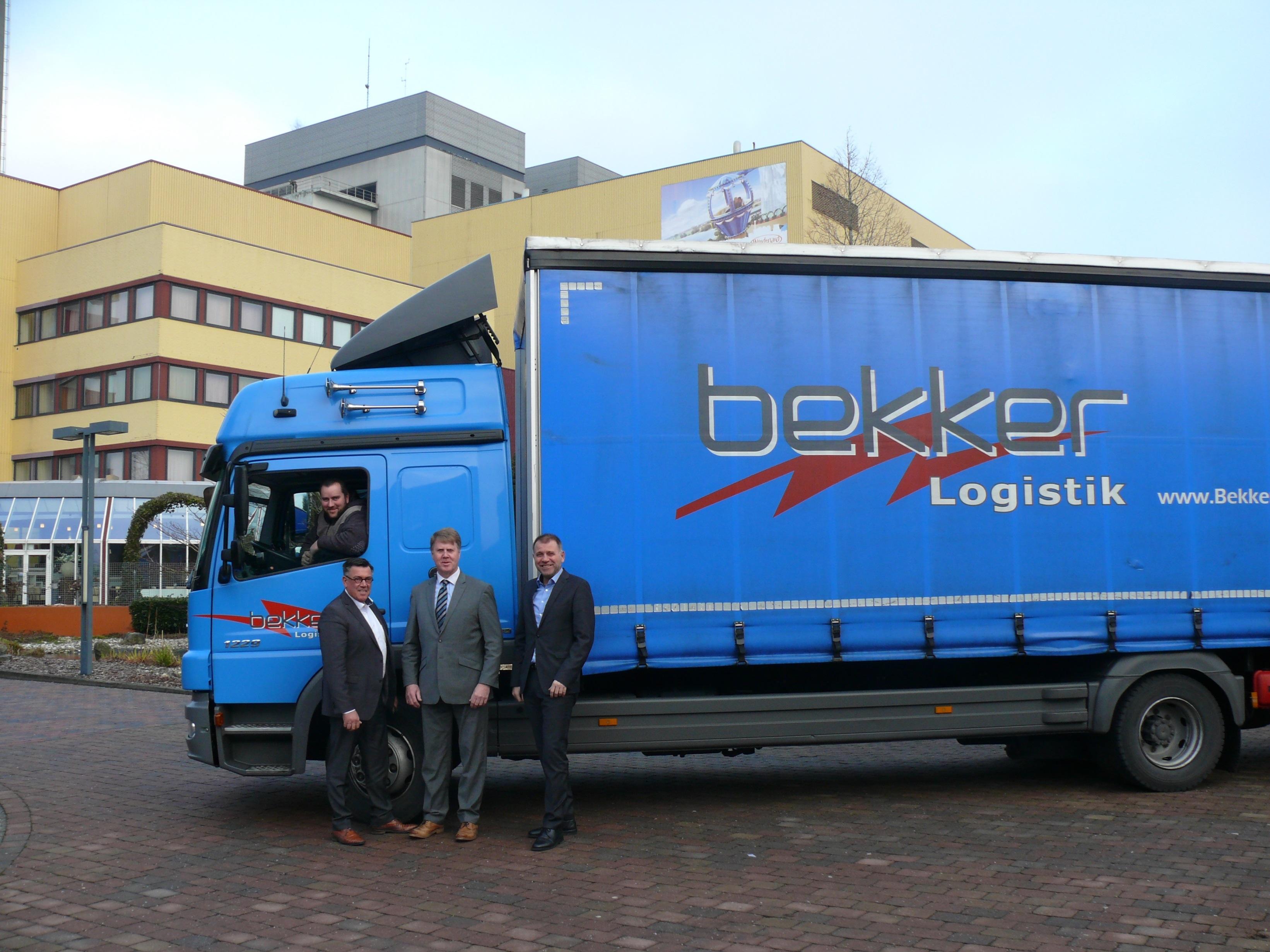 Niederländisches trifft deutsches Logistik-Know-how