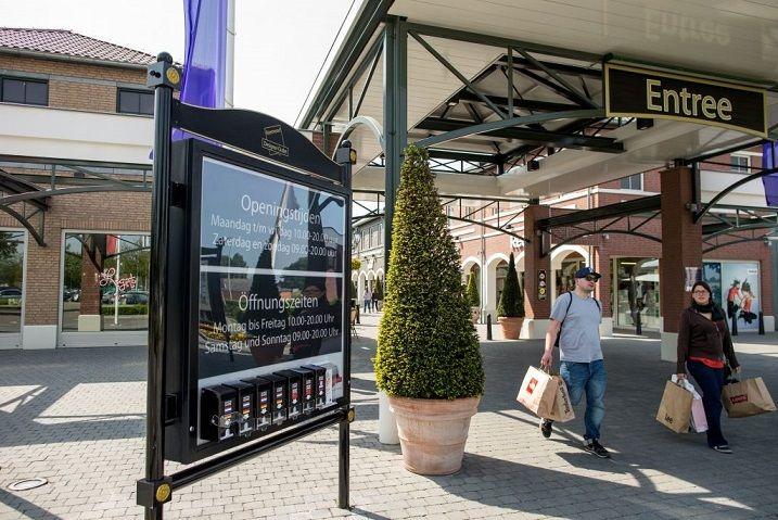 Duisburg krijgt grootste outletcenter van Duitsland
