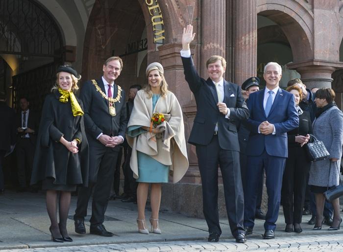 Sachsens Ministerpräsident würdigt Beziehungen zu den Niederlanden