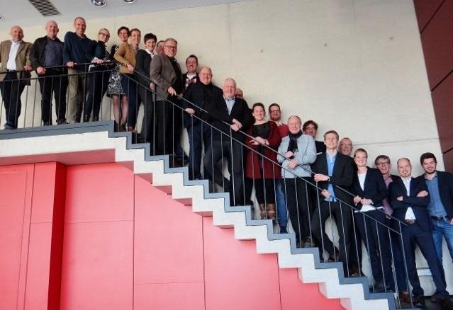 'Dynamic Borders' brengt zes gemeenten samen