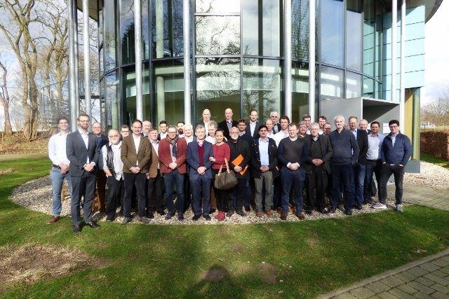 Kick-off project Cleantech Energy Crossing bij Euregio Rijn-Waal