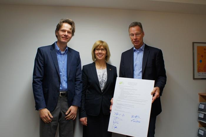 Netzwerkbüro für deutsche und niederländische Unternehmer