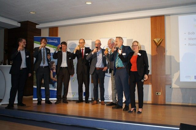 Internationaal Netwerkbureau kijkt tevreden terug op eerste bijeenkomst